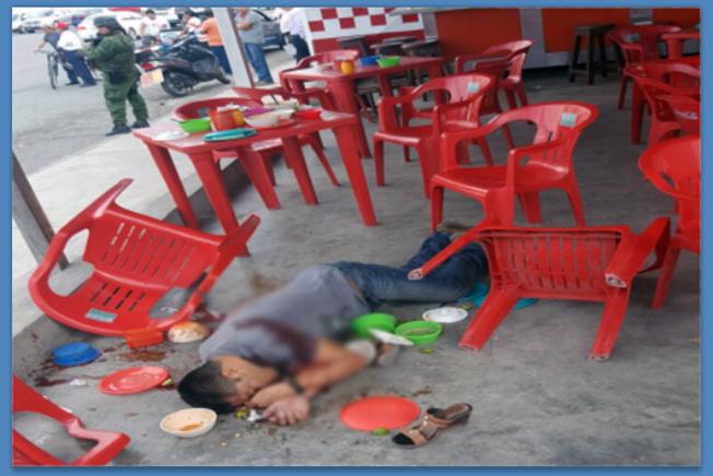 """""""HERENCIA de SANGRE en TAMAULIPAS, 8 MUERTOS en VICTORIA"""