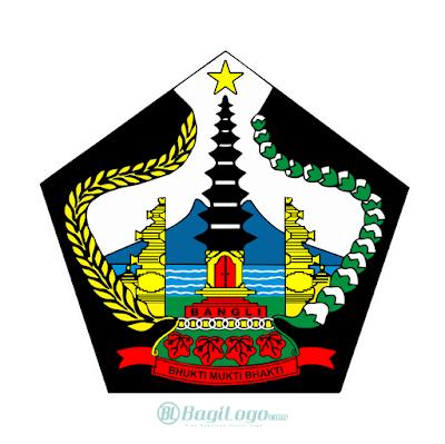 Kabupaten Bangli Logo Vector