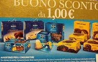 Logo Motta : buono sconto da 1 euro