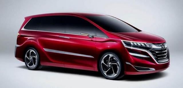 2017 Honda Odyssey Review