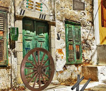 Mediterranean Streets Esc…