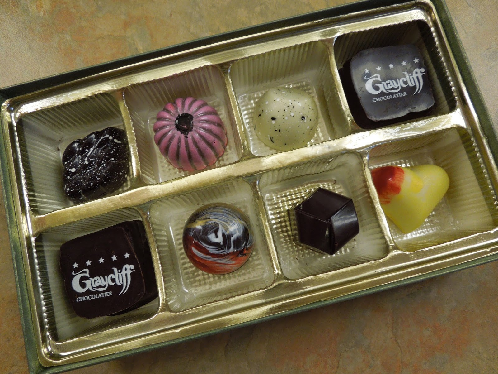 Graycliff chocolates