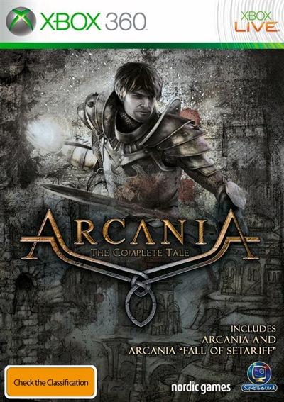 Arcania The Complete Tale Xbox 360 Español Region Free XGD3