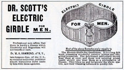 dr scott's electric girdle for men