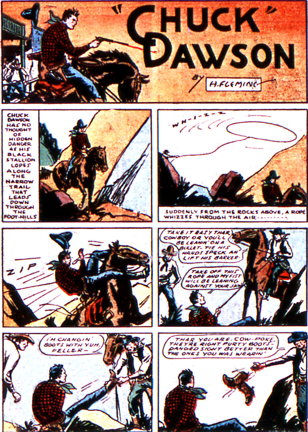 Action Comics (1938) 19 Page 23