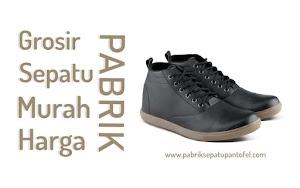 √ Grosir Sepatu Murah Harga Pabrik | Tlp 082297262097