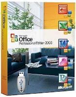 Free Download Microsoft Office Professional 2003 SP3 Full Version