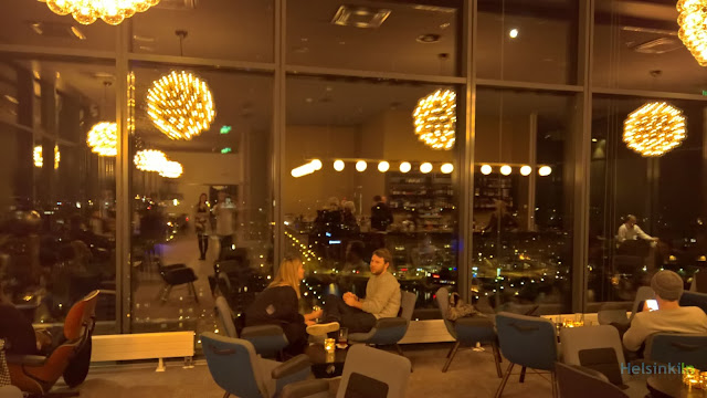 Sky Room at Clarion Helsinki
