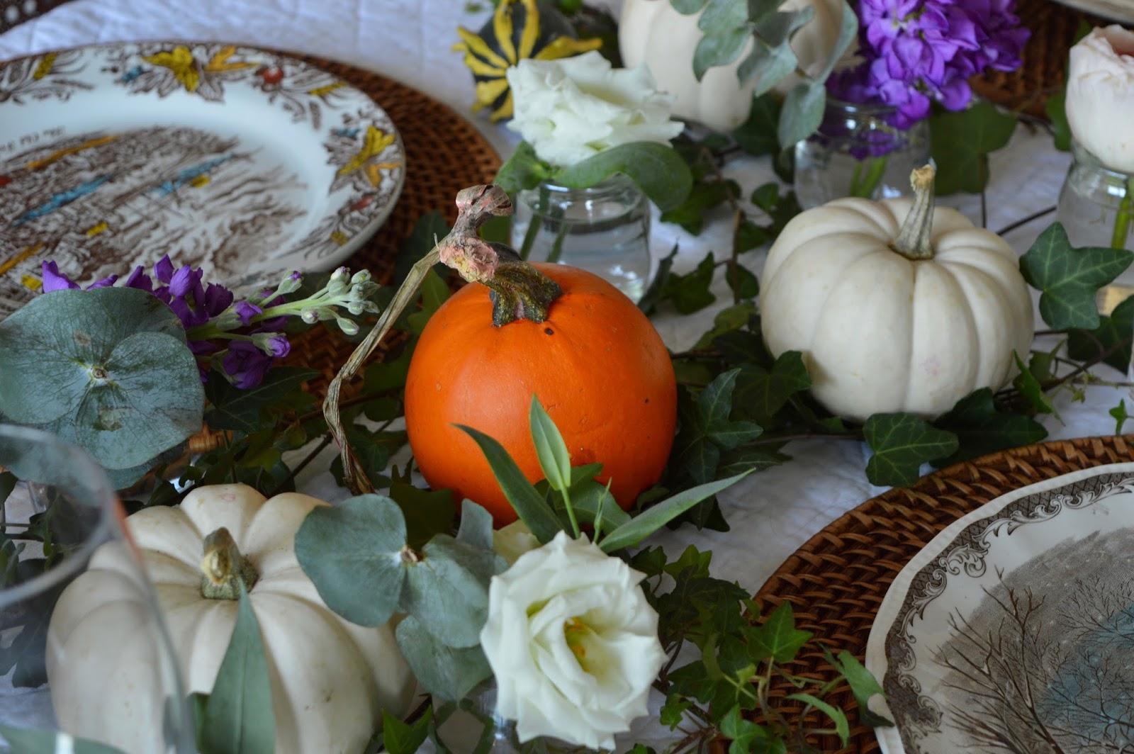 ivy pumpkin