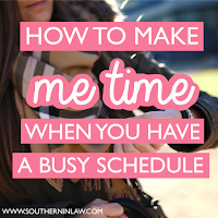 How to Make Me Time When You Have a Busy Schedule