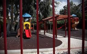 Ιωάννινα:Ανακατασκευή και  πιστοποίηση 50 παιδικών χαρών