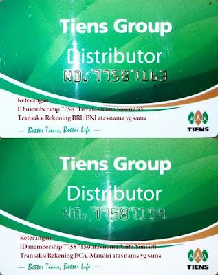 ID Membership Distributor Resmi Masker Spirulina