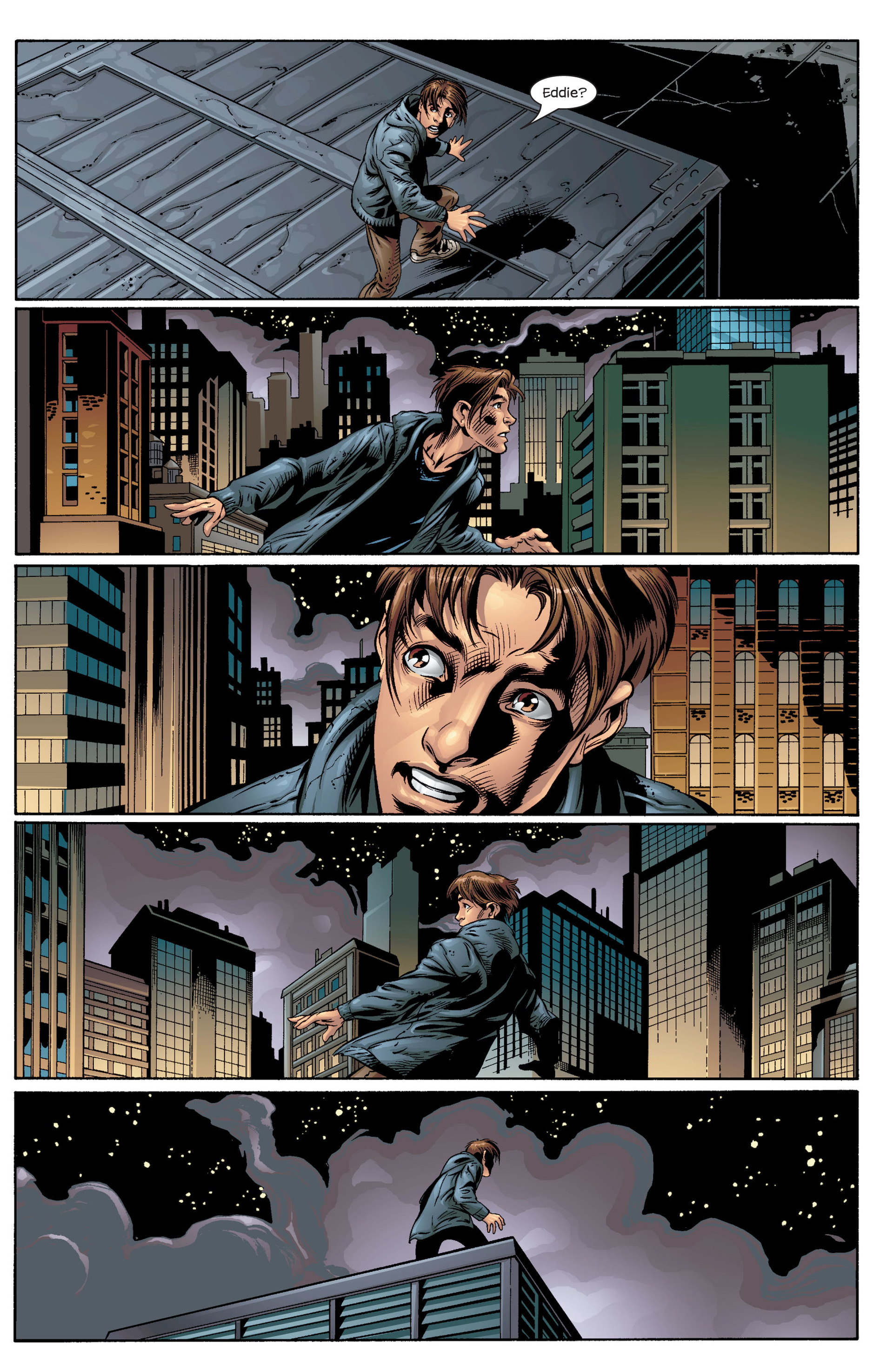 Read online Ultimate Spider-Man (2000) comic -  Issue #39 - 23
