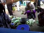 Pasar Kembang Cilik Kota Batang