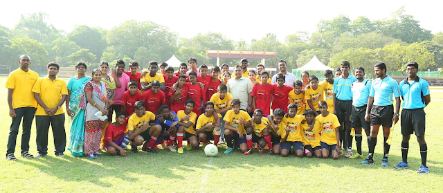 Goethe Super League 2016' interschool football matches held