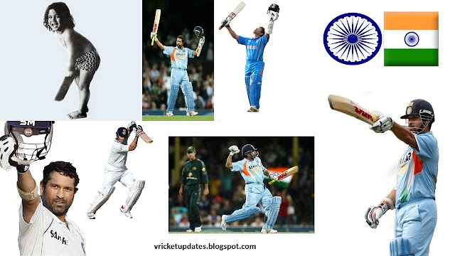 क्रिकेट के भगवान सचिन तेंदुलकर का जन्मदिन आज