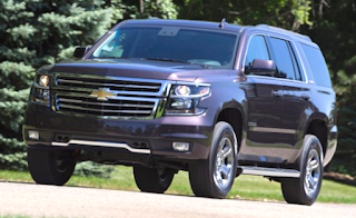 Chevy Tahoe RST Release Date 2018