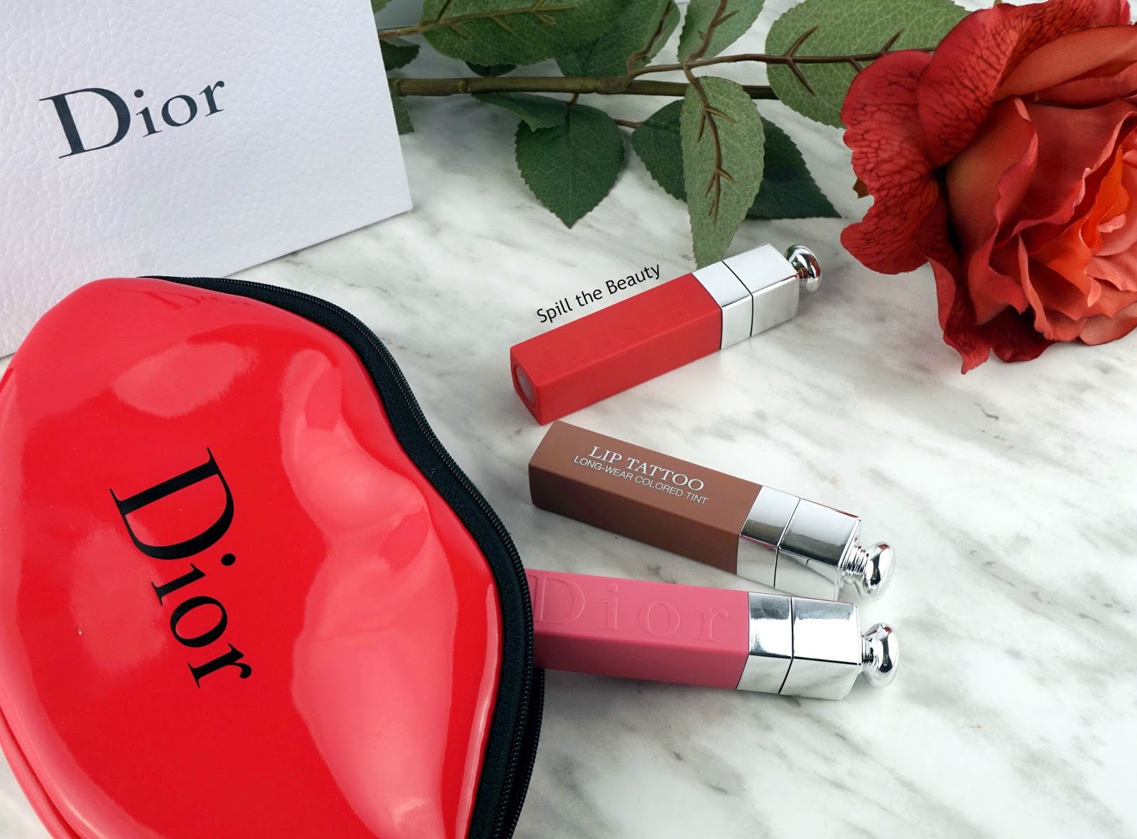 Dior Addict Lip Tattoo Long-Wear Colored Tint – Review, Swatches, Looks