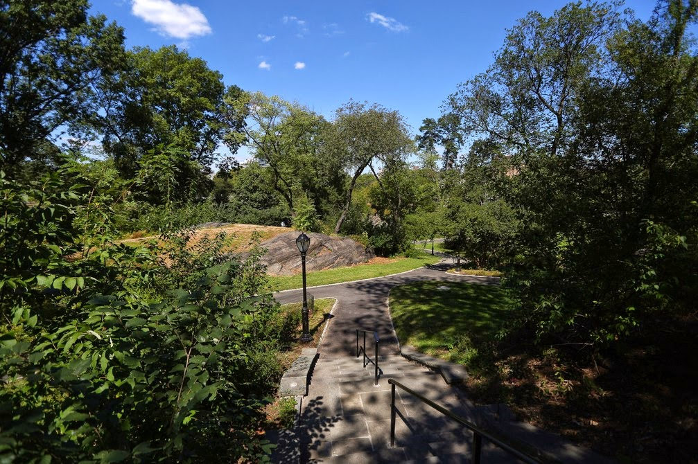 North America: Traces of Anti-Redcoat fortifications excavated in NY's Central Park