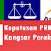 Keputusan PRK Kuala Kangsar Perak 2016