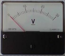 Pengertian Voltmeter