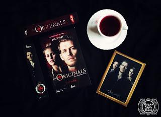 Kitap Yorumu: The Originals Anlatılmamış Hikaye; Yükseliş - Julie Plec