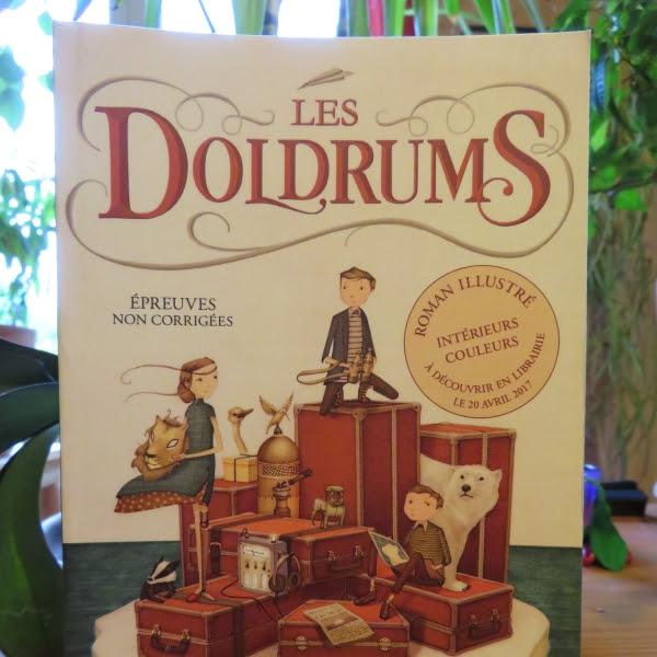 Les Doldrums, tome 1 de Nicholas Gannon