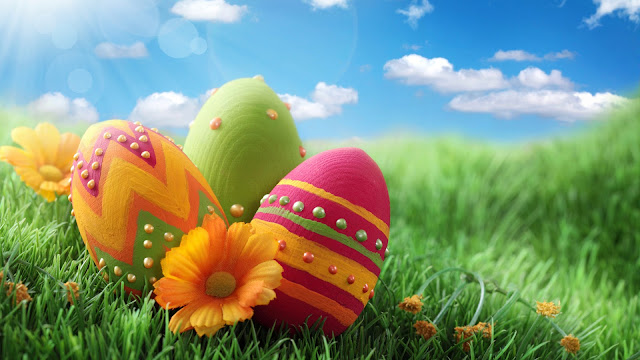 Happy Easter Wallpapers, Background Images Free