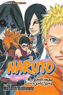 Anime Boruto Mendapatkan Adaptasi Arc Manga Naruto: The Seventh Hokage dan the Scarlet Spring