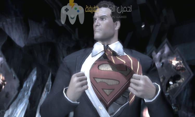 تحميل لعبة باتمان ضد سوبر مان للكمبيوتر برابط مباشر