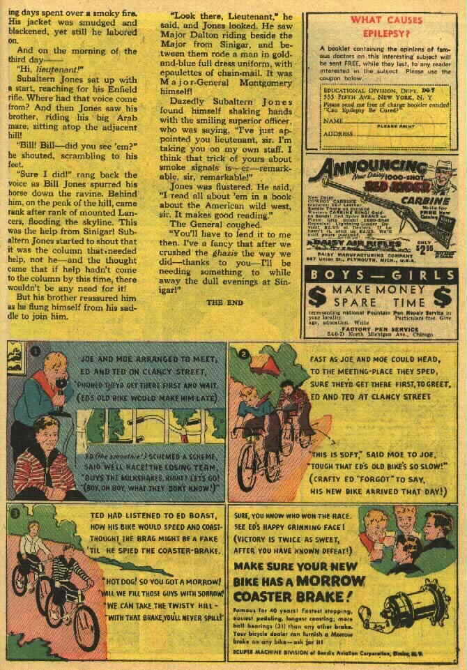 Read online Action Comics (1938) comic -  Issue #26 - 46