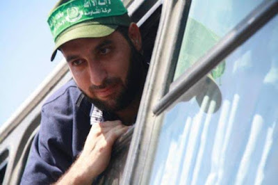 جريمة قتل الأسير المحرر مازن فقهاء بعد إطلاق النار عليه في غزة