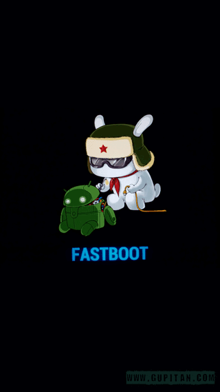 Fasboot mode Xiaomi