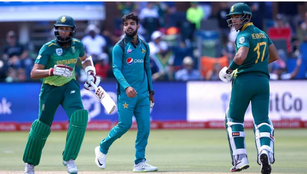 Third One Day Pakistan faces South Africa on January 25