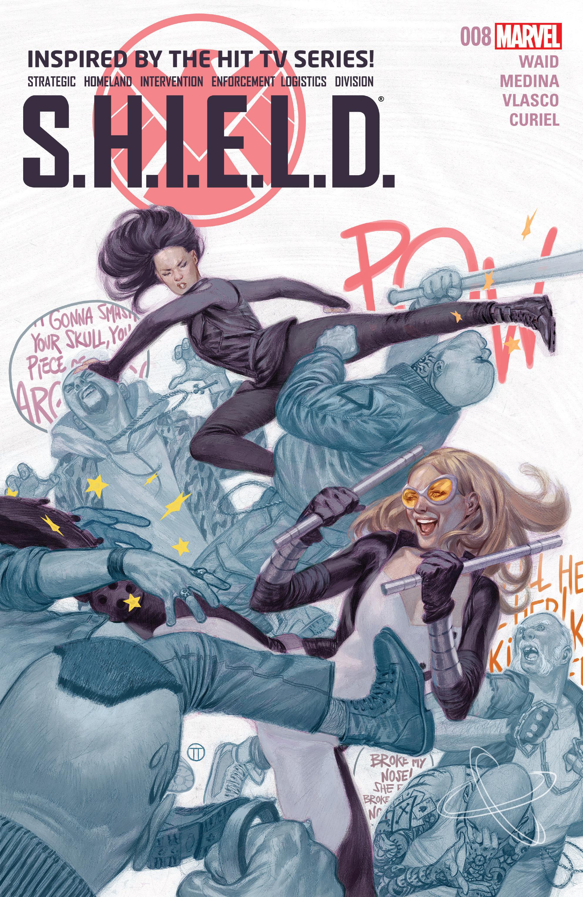 S.H.I.E.L.D. (2015) 8 Page 1