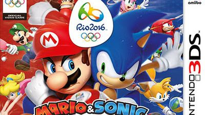 Mario & Sonic at the Rio 2016 Olympic Games [3DS] [Español] [Mega] [Mediafire]