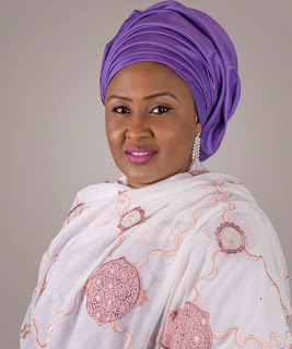 Read Aisha Buhari message to the 'hyenas and jackals' scheming against President Buhari