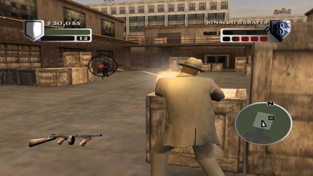 Download The Godfather 1 PC Games Gameplay