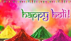 Happy Holi 2018 Greeting Cards
