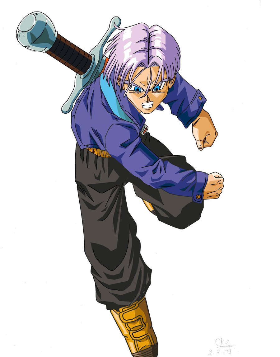 Adult Trunks 97