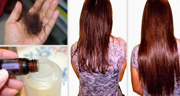 Add These Two Ingredients To Your Shampoo And Say Goodbye To Hair Loss Forever!