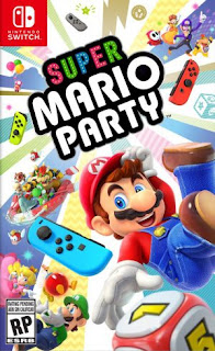 Super Mario Party Switch XCI + NSP