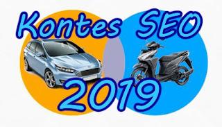 Kontes SEO 2019 Pegadaian Pinjaman Gadai Jaminan BPKB Mobil Motor