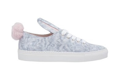 Minna Parikka Tail Sneakers in Gray