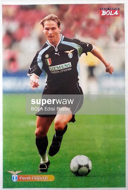 Pavel Nedved (Lazio 2000)