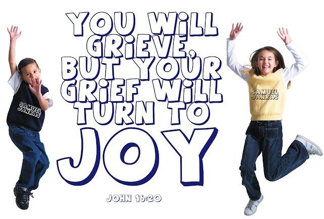 New Year Joy Bible Verse
