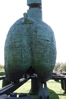 horse's ass bronze