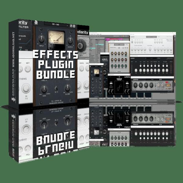 Audiority Effects Plugin Bundle 2021.4 Full version