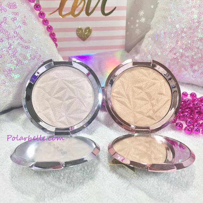 Polarbelle Becca Cosmetics Prismatic Amethyst Pressed