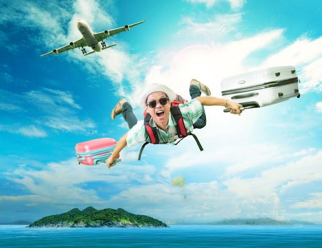 catatan traveler, kredivo, traveling
